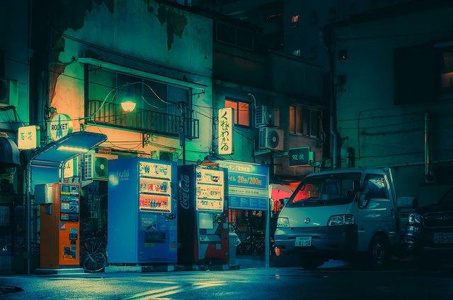 Фотограф показав, як його змінила Японія: захопливі кадри - фото 334934