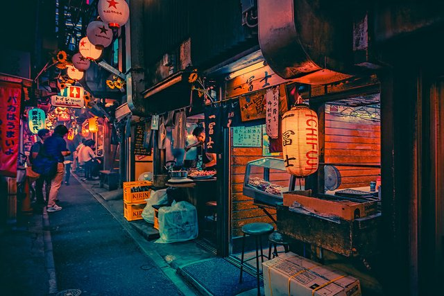 Фотограф показав, як його змінила Японія: захопливі кадри - фото 334936