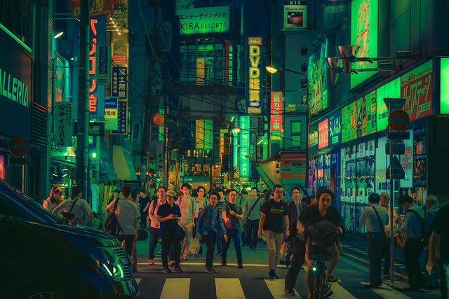 Фотограф показав, як його змінила Японія: захопливі кадри - фото 334938