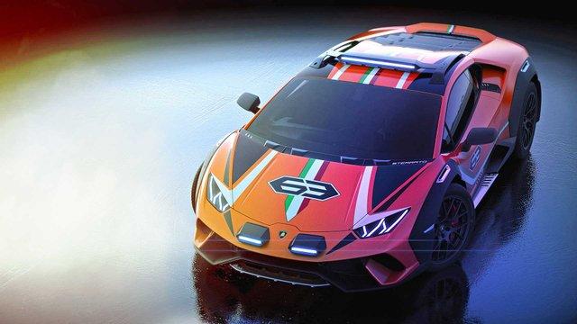 Позашляховий Lamborghini Huracan Sterrato стане серійним автомобілем - фото 334976
