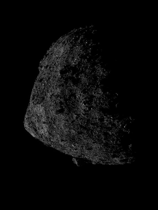 До астероїда підібралися на рекордно близьку відстань - фото 335155