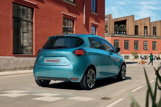 Французи представили оновлений Renault Zoe: оновлений салон і підвищена автономність - фото 335214