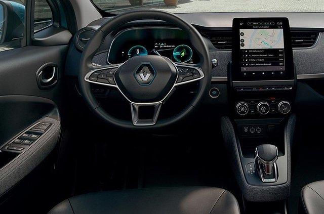 Французи представили оновлений Renault Zoe: оновлений салон і підвищена автономність - фото 335216