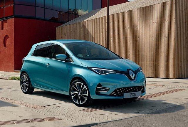 Французи представили оновлений Renault Zoe: оновлений салон і підвищена автономність - фото 335220