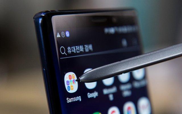 Samsung Galaxy Note10 можуть показати 7 серпня  - фото 335286