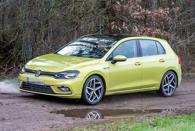 У Volkswagen розповіли, коли вийде новий Golf - фото 335308