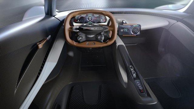 Aston Martin Valhalla - фото 335354