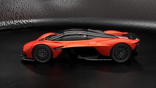 Aston Martin Valhalla - фото 335355