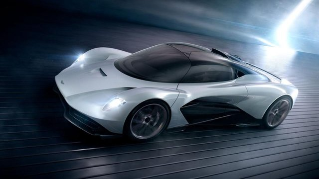 Aston Martin Valhalla - фото 335356