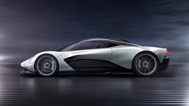 Aston Martin Valhalla - фото 335357