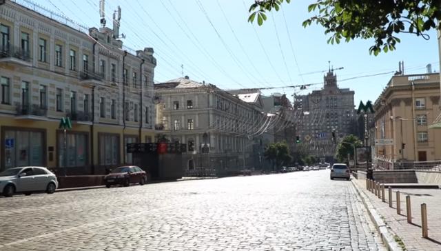 Вулиця Хмельницького в Києві - фото 335535