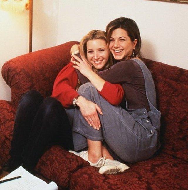 Рейчел і Фібі - фото 335692