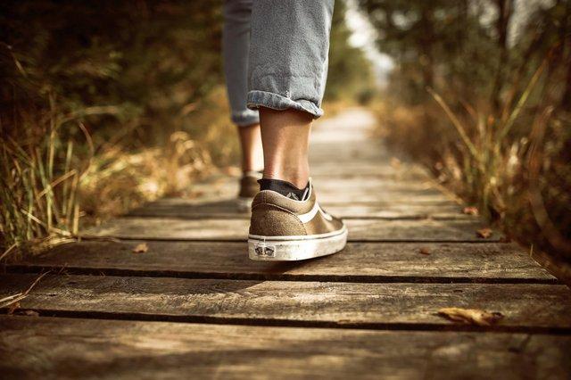 Науковці рекомендують прогулюватися пішки - фото 336115