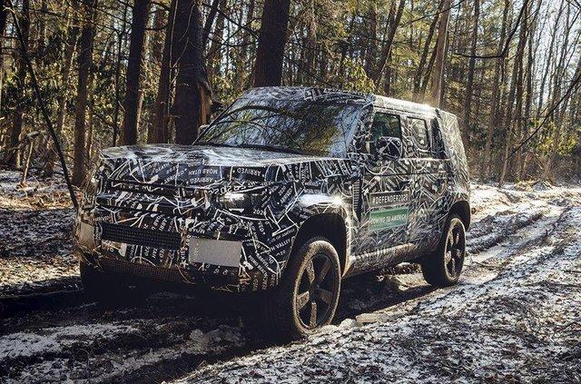 Зовнішній вигляд нового Land Rover Defender розкрили в наборі Lego - фото 336147