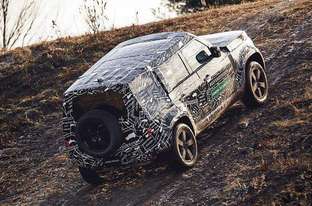 Зовнішній вигляд нового Land Rover Defender розкрили в наборі Lego - фото 336148