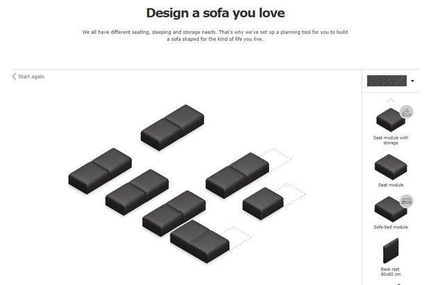 На сайті IKEA можна спроектувати власні меблі, але щось пішло не так - фото 336219