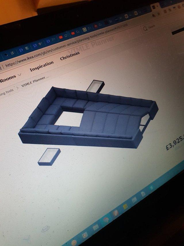 На сайті IKEA можна спроектувати власні меблі, але щось пішло не так - фото 336220