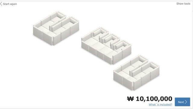 На сайті IKEA можна спроектувати власні меблі, але щось пішло не так - фото 336223
