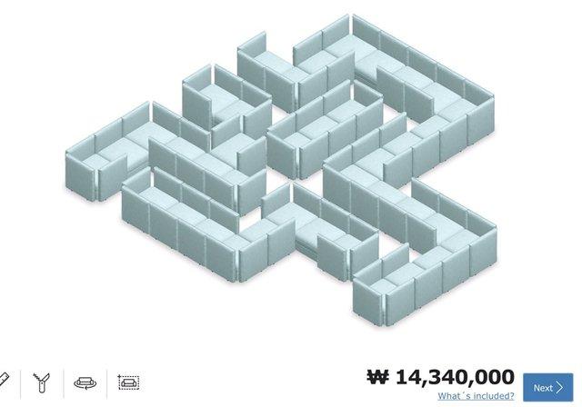 На сайті IKEA можна спроектувати власні меблі, але щось пішло не так - фото 336227