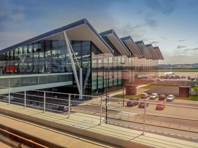 Аеропорт у Гданську - фото 336242