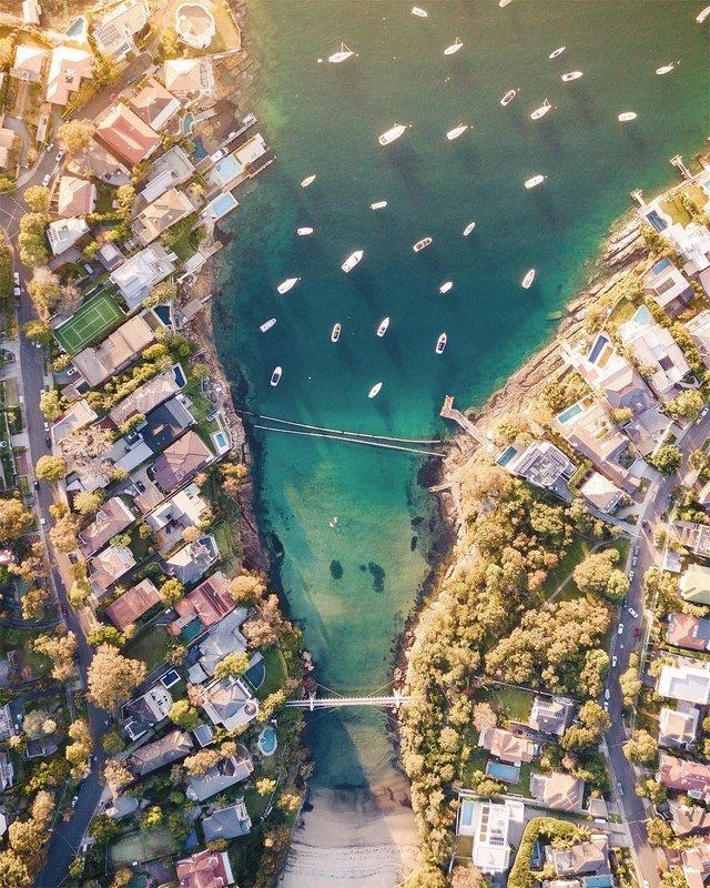Фото світу з висоти пташиного польоту: вражаючі кадри - фото 336290