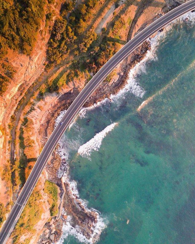 Фото світу з висоти пташиного польоту: вражаючі кадри - фото 336291