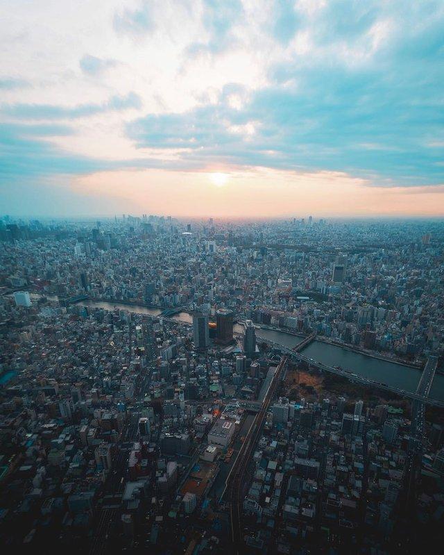 Фото світу з висоти пташиного польоту: вражаючі кадри - фото 336298