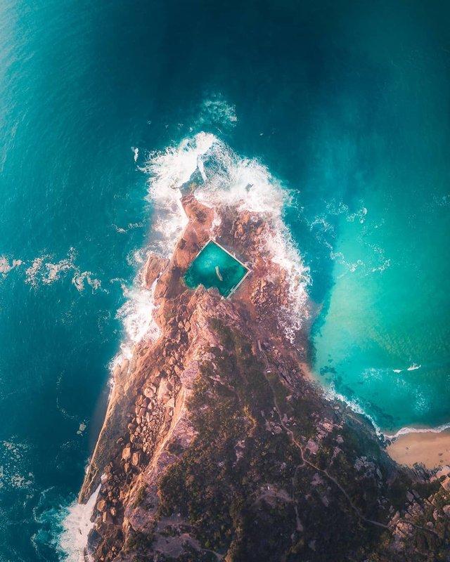 Фото світу з висоти пташиного польоту: вражаючі кадри - фото 336304