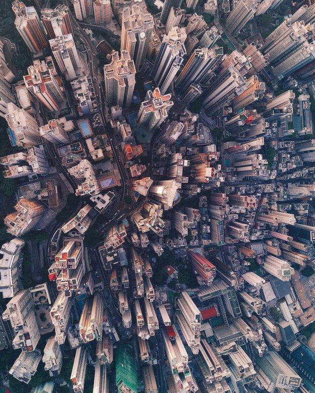 Фото світу з висоти пташиного польоту: вражаючі кадри - фото 336307