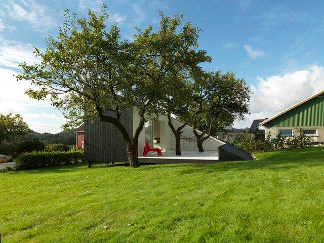 Невеличкий дім у Норвегії для тих, хто любить усамітнитись - фото 336366