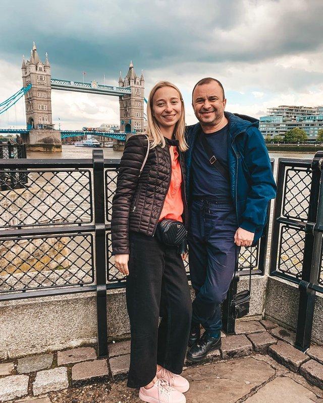 Віктор Павлік покинув дружину заради 25-річної дівчини: фото нової нареченої артиста - фото 336425