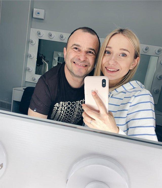 Віктор Павлік і Катерина Реп'яхова - фото 336426