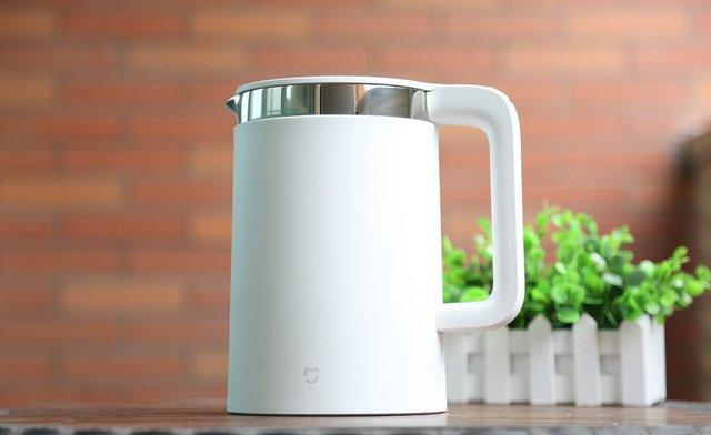 'Розумний' чайник MiJia Smart Home Kettle підійде для кожної кухні - фото 336494