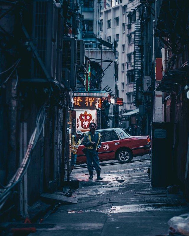 Нічна прогулянка Гонконгом, від якої важко відвести погляд: фото - фото 336545