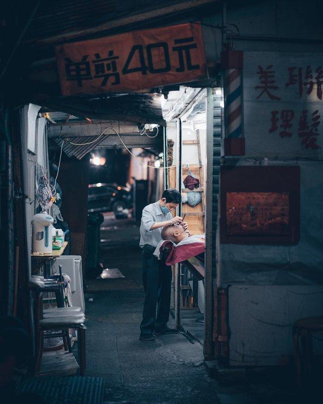 Нічна прогулянка Гонконгом, від якої важко відвести погляд: фото - фото 336548