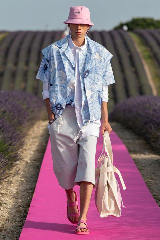 Чудернацький тренд на засмагу заполонив модні подіуми - фото 336568