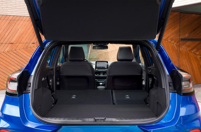 Ford представив надзвичайно компактний кросовер Puma - фото 336676