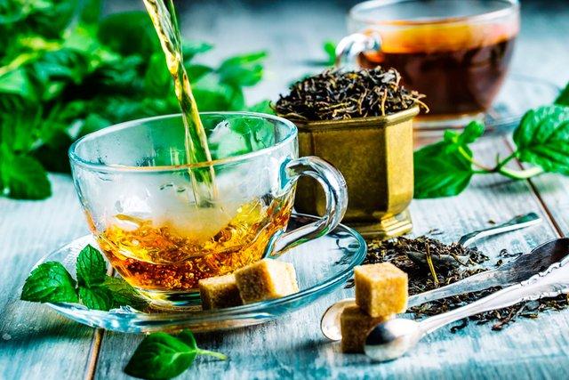 Чай завезли до Європи - фото 336714