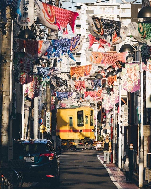 Життя в Японії: захопливі вуличні фото - фото 336728