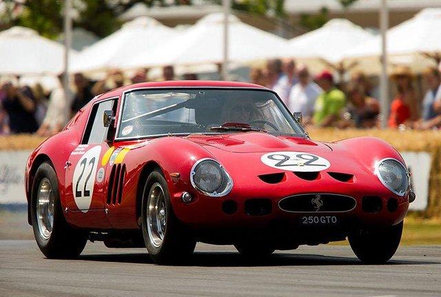 Тепер жодна компанія не зможе копіювати вигляд Ferrari 250 GTO - фото 336822