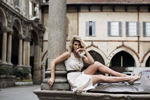 Аніта Луценко вразила своєю фізичною формою - фото 336967