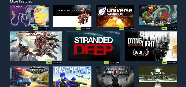Розпродажі в Steam: знайдено спосіб отримати ігри безкоштовно - фото 337070