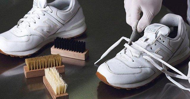 Устілки і шнурівки краще прати окремо - фото 337093