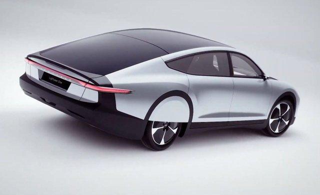 Голландці показали прототип 'сонячного' електромобіля - фото 337200