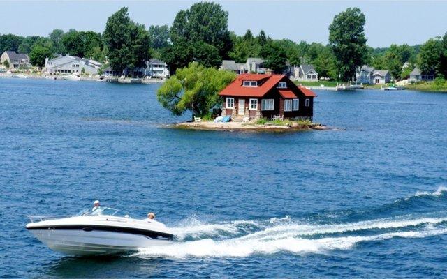 Так виглядає найменший населений острів світу - фото 337373