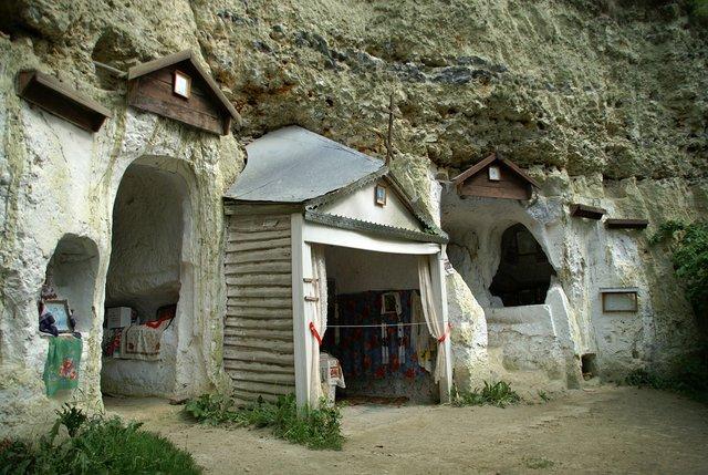 Монастир у Бакоті - фото 337625