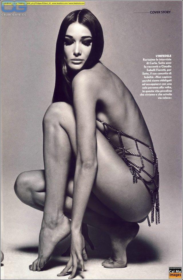 Моделі 90-х: як змінилася гаряча італійка Карла Бруні (18+) - фото 337726