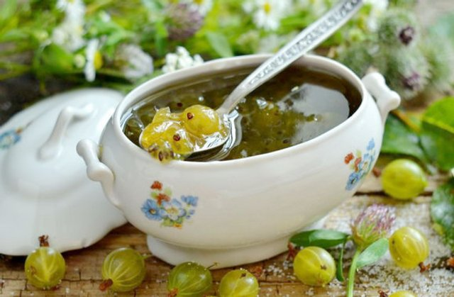 Варення з аґрусу: рецепти приготування смачного джему на зиму з фото - фото 337896