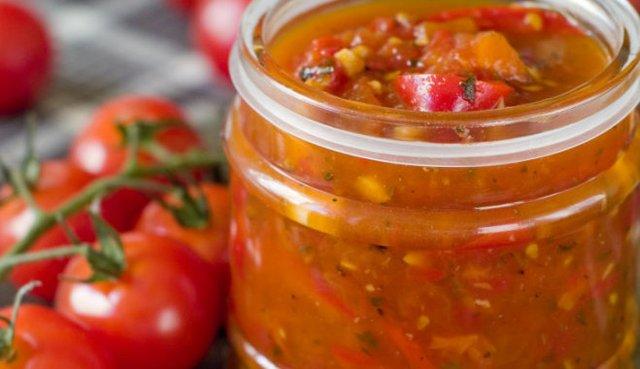 Лечо з перцю на зиму: прості рецепти приготування в домашніх умовах - фото 338174