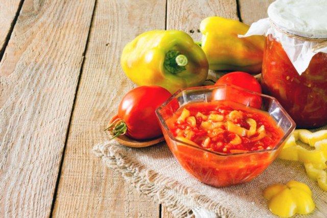 Лечо з перцю на зиму: прості рецепти приготування в домашніх умовах - фото 338179